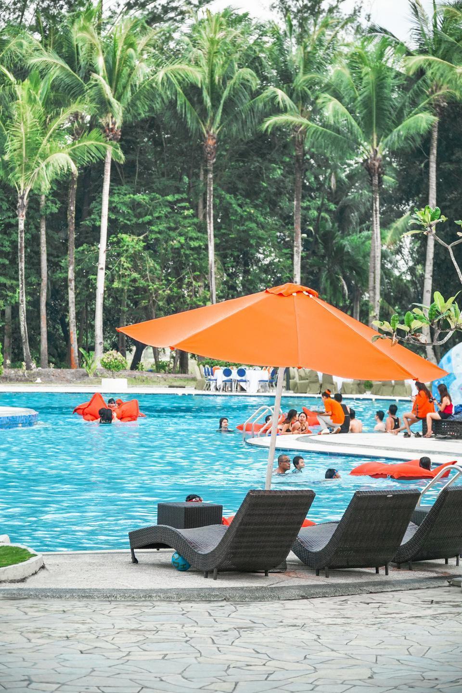 HARRIS Waterfront Batam - Activities at Swimming Pool