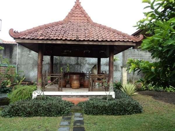 Alam Jogja Resort Yogyakarta - Gazebo