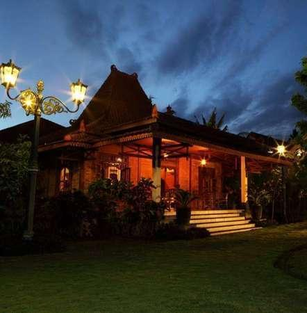 Alam Jogja Resort Yogyakarta - Bangunan