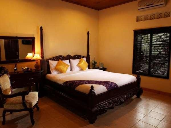 Alam Jogja Resort Yogyakarta - Kamar Superior