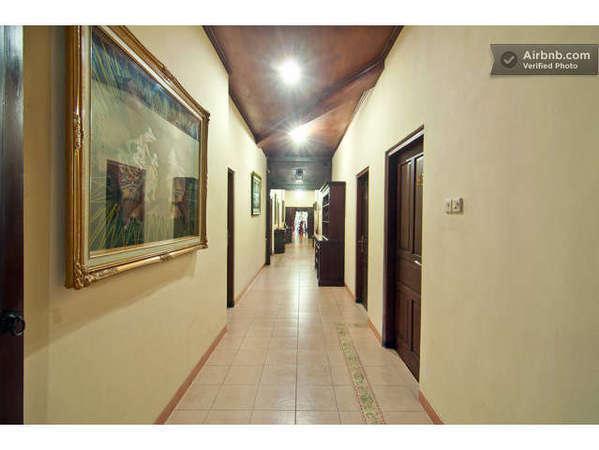 Alam Jogja Resort Yogyakarta - Lorong