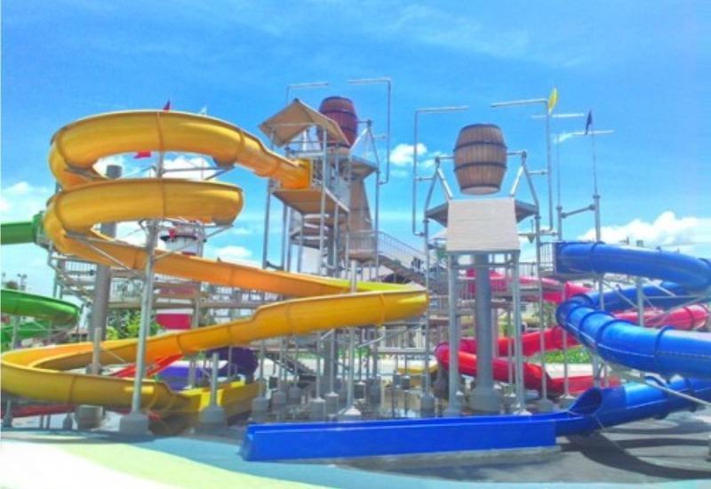 Alam Jogja Resort Yogyakarta - 5 menit berjalan kaki dari hotel ke Jogja Bay Waterpark