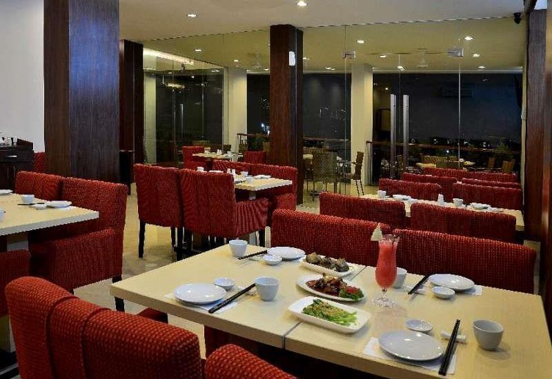 Feodora Hotel Grogol - Restaurant
