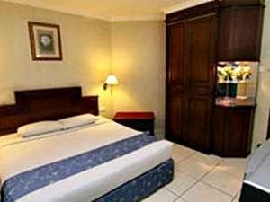 Hotel Antares Medan - Deluxe Room  Regular Plan