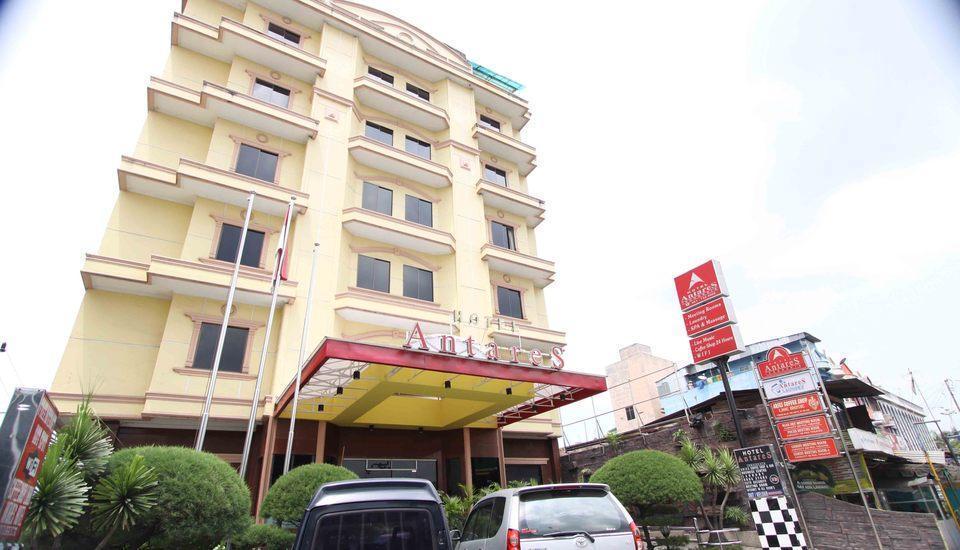 Hotel Antares Medan - Bangunan Antares