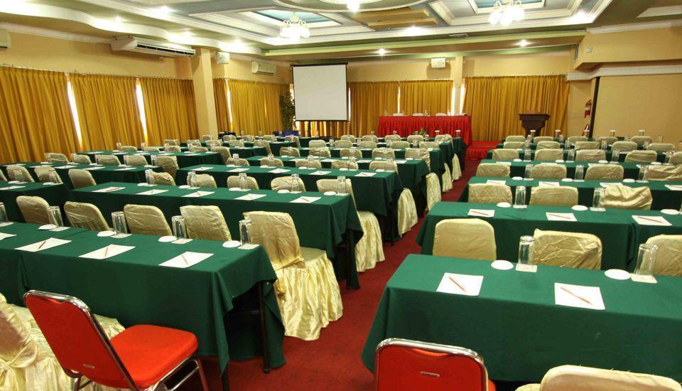 Hotel Antares Medan - Ruang Rapat