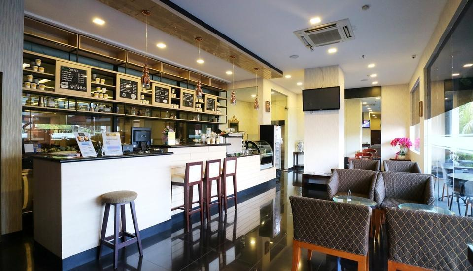 Coin's Hotel Jakarta Jakarta - Cafe