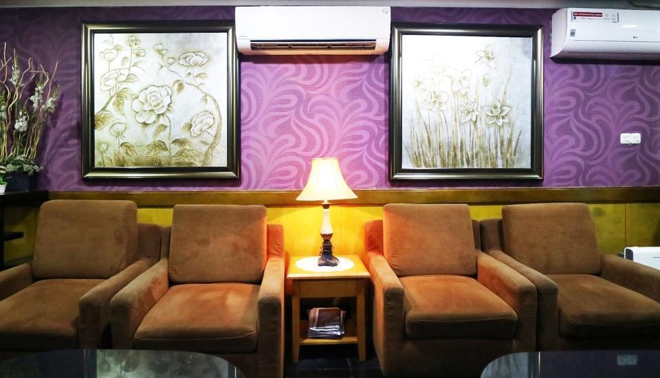 Coin's Hotel Jakarta Jakarta - Lounge