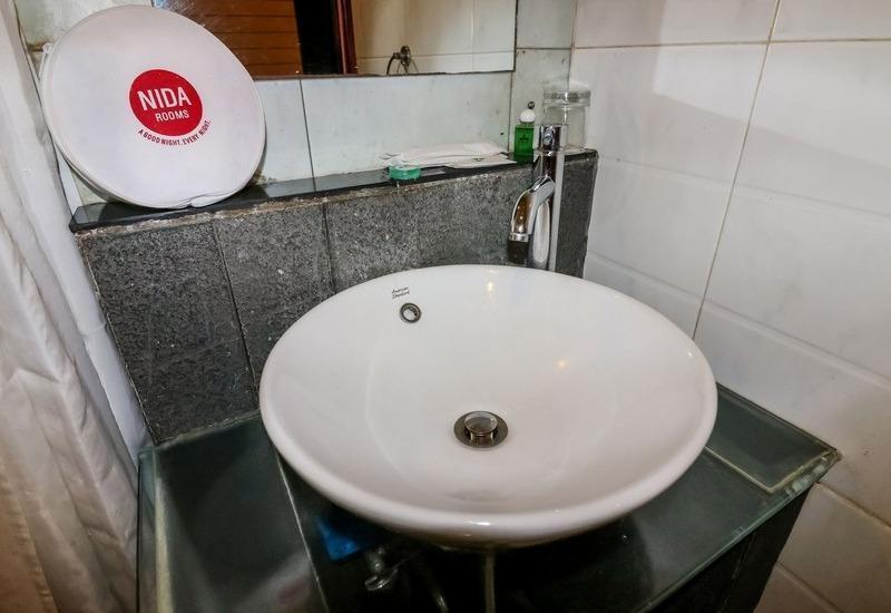 NIDA Rooms Kebun Raya Bogor - Kamar mandi