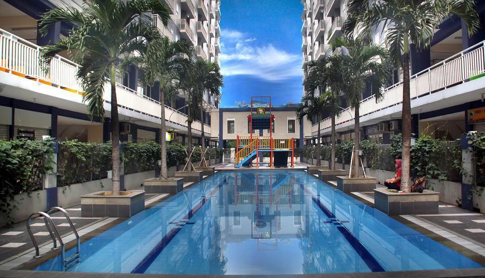 Two Nine Apartment Bekasi - Kolam Renang
