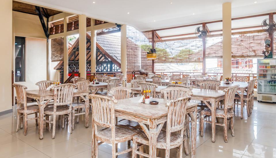 ZenRooms Kuta Flora - Restoran