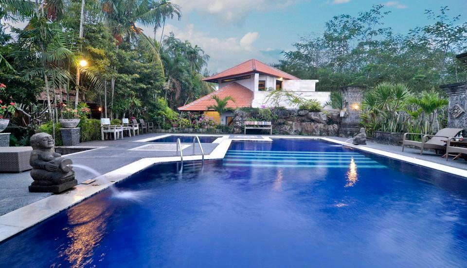 Taman Harum Cottages Bali - Kolam Renang