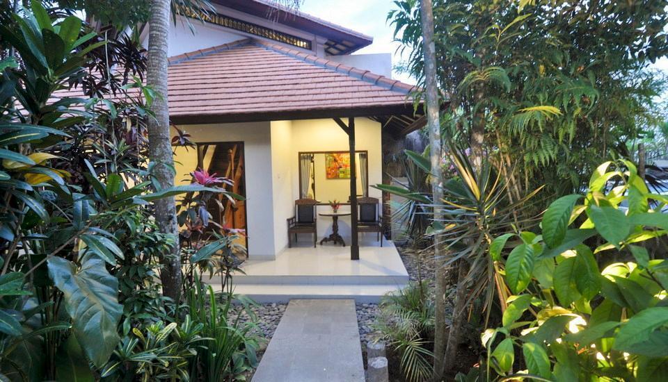 Taman Harum Cottages Bali - BALKON/TERAS