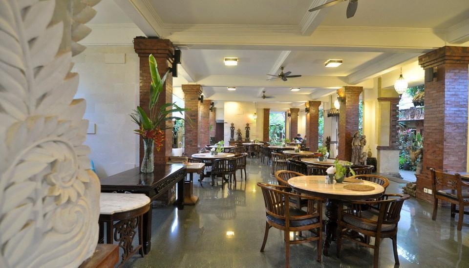 Taman Harum Cottages Bali - Restoran