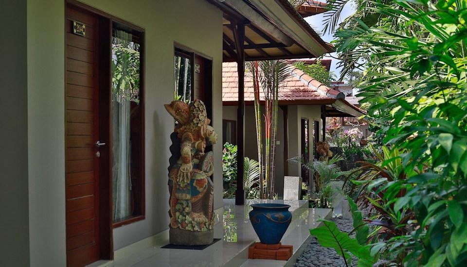 Taman Harum Cottages Bali - 2 BEDROOM VILLA Regular Plan