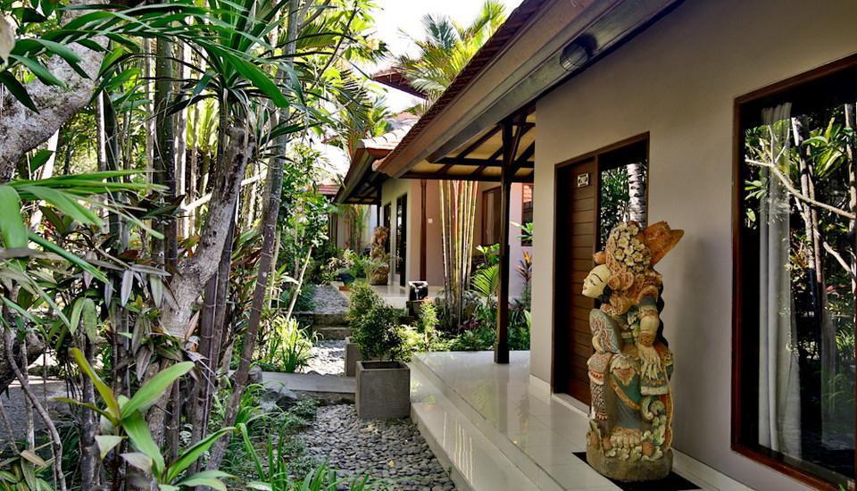 Taman Harum Cottages Bali - TERAS TAMAN