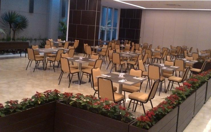 Atlantic City Hotel Bandung - Interior