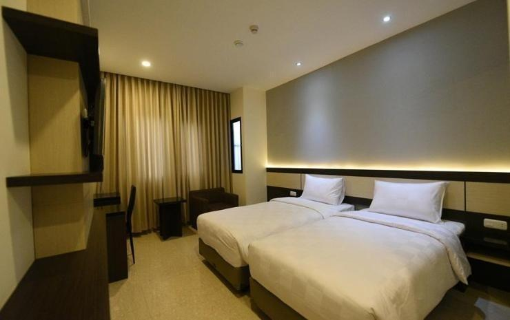 Atlantic City Hotel Bandung - Superior Room with Breakfast Regular Plan