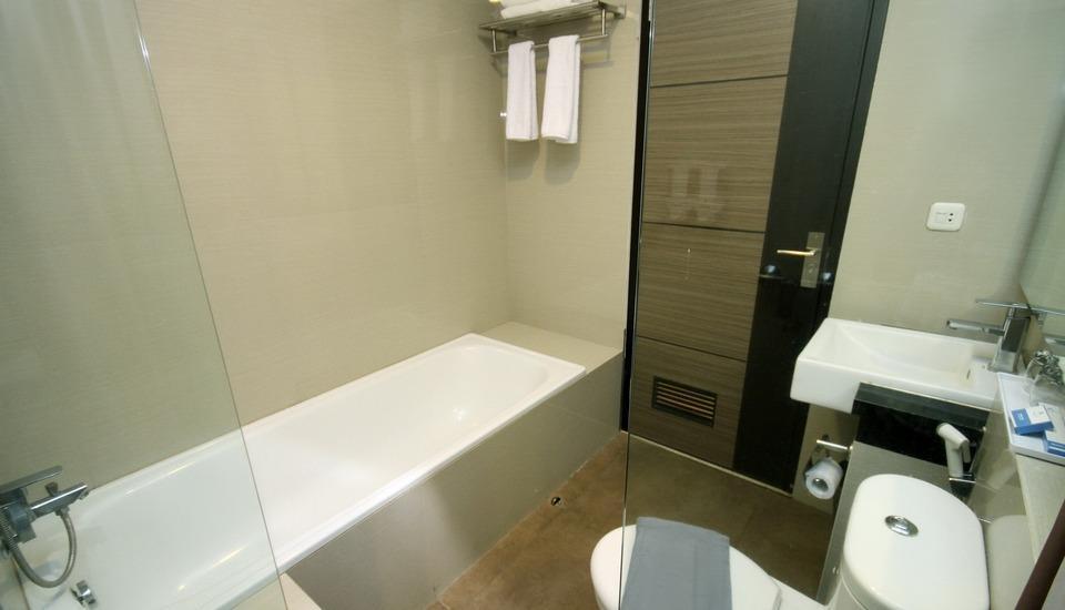 Atlantic City Hotel Bandung -