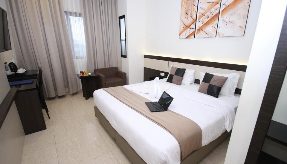 Atlantic City Hotel Bandung - Superior Regular Plan