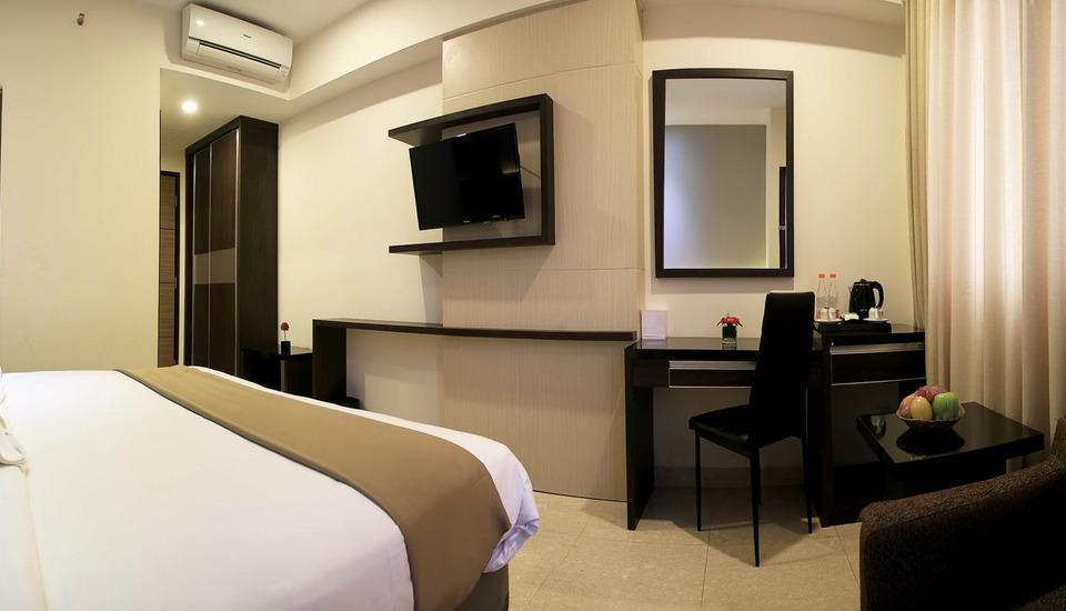Atlantic City Hotel Bandung - D'superior No Breakfast Regular Plan