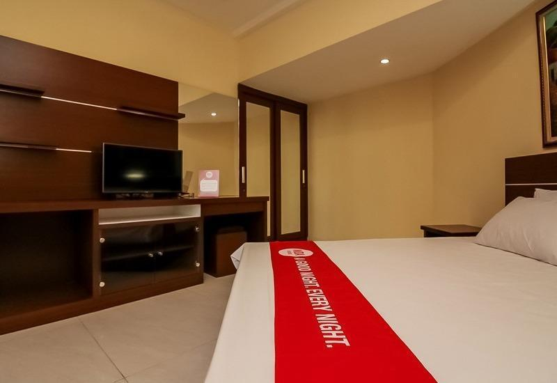 NIDA Rooms World Peace Gong Sanur - Kamar tamu