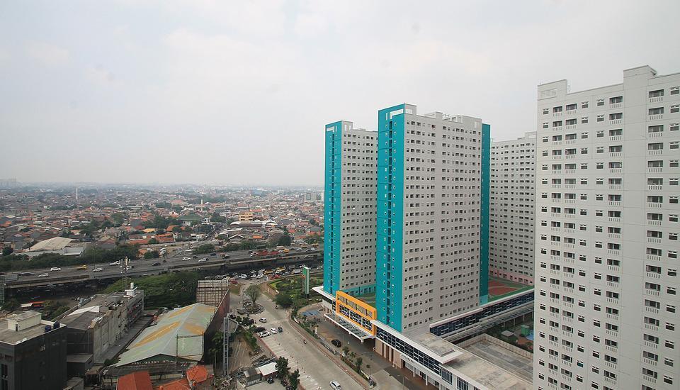Grand Pramuka City by Mediaputra Jakarta - Facade