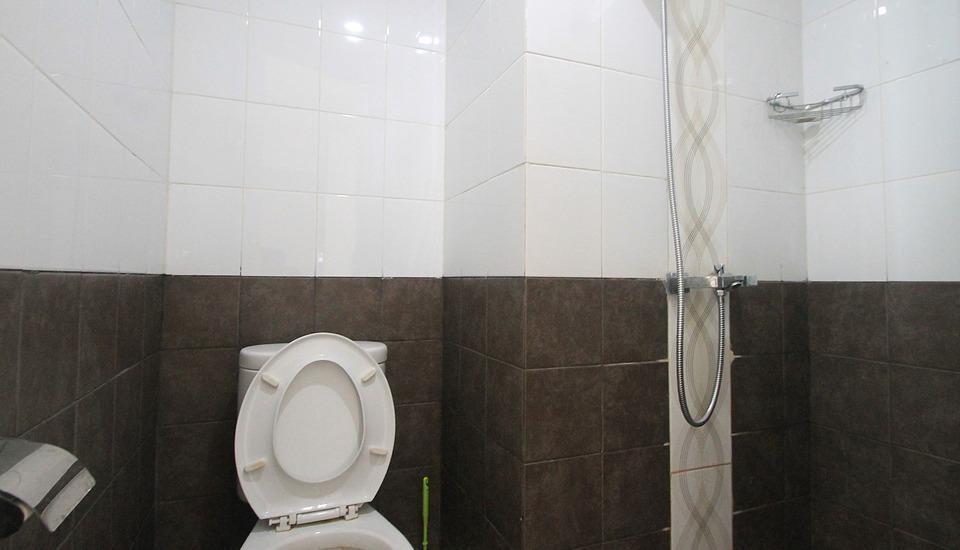 Grand Pramuka City by Mediaputra Jakarta - Bathroom