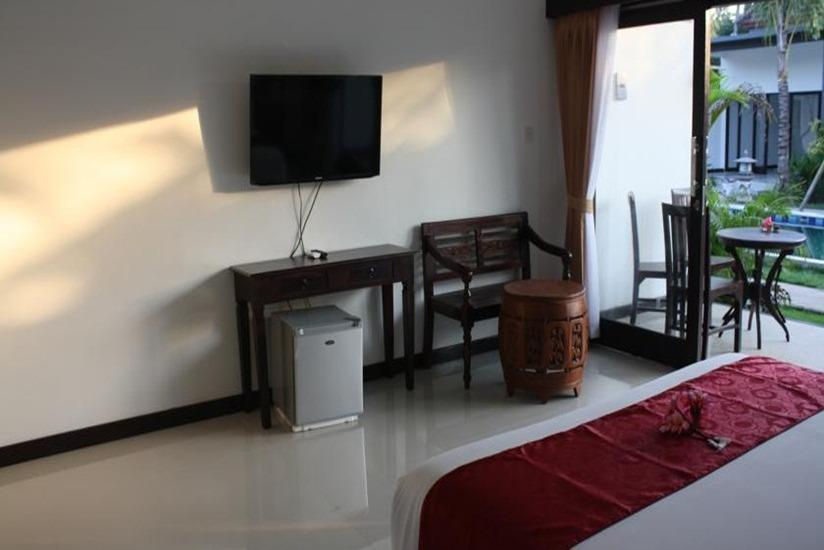 Palm Garden Bali Hotel Bali -  Deluxe Twin Room Regular Plan