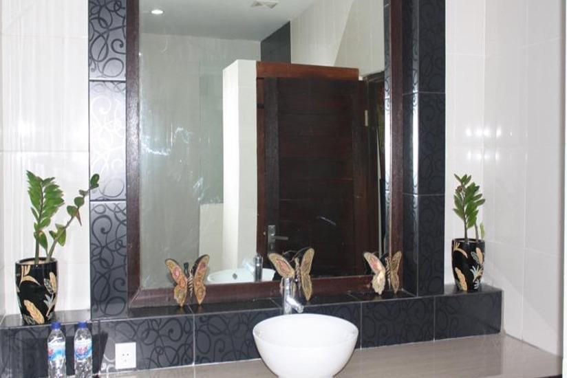 Palm Garden Bali Hotel Bali - Kamar mandi