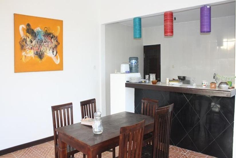 Palm Garden Bali Hotel Bali - Ruang makan