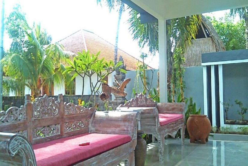 Palm Garden Bali Hotel Bali - Lobi
