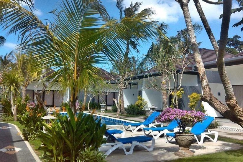 Palm Garden Bali Hotel Bali - Eksterior