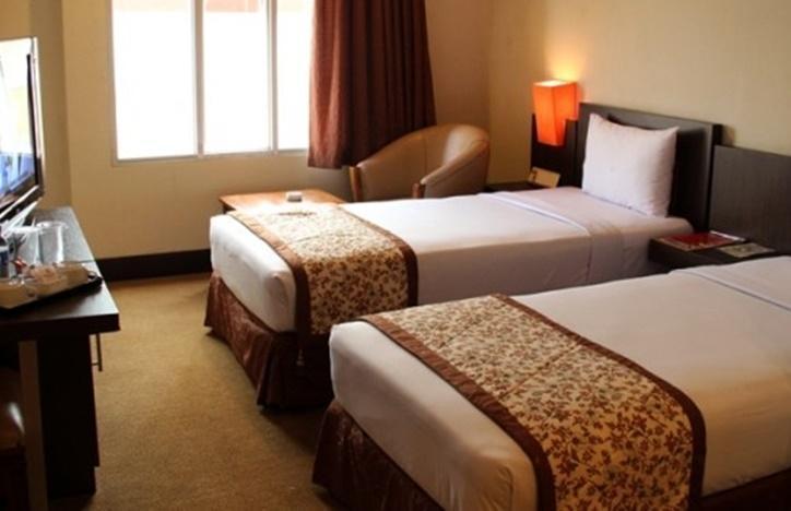 Hotel Abadi Sarolangun - Kamar Tamu