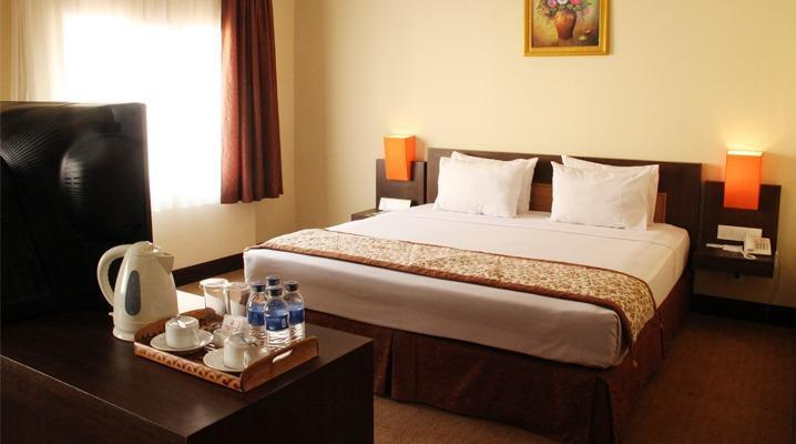 Hotel Abadi Sarolangun - Suite Regular Plan