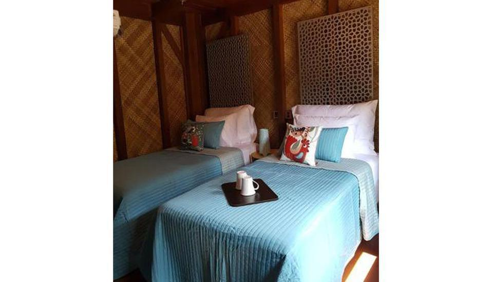 Bleu Verde - I am Colors Lombok - Family Room with Pool Access Regular Plan
