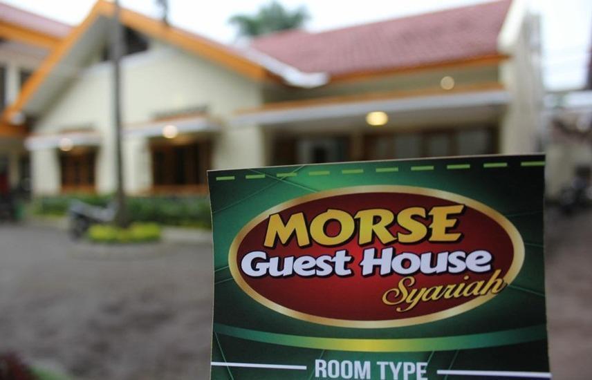 Morse Guest House Syariah Malang - pemandangan