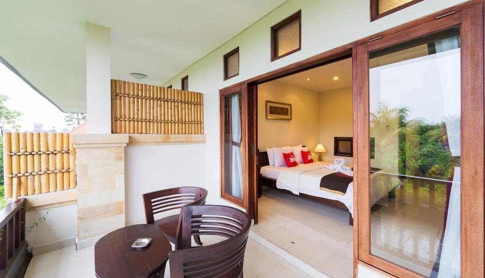 Inata Monkey Forest Bali - balkon