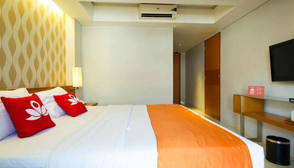 ZenRooms Kuta Sunset Road 2 - Tempat Tidur Double