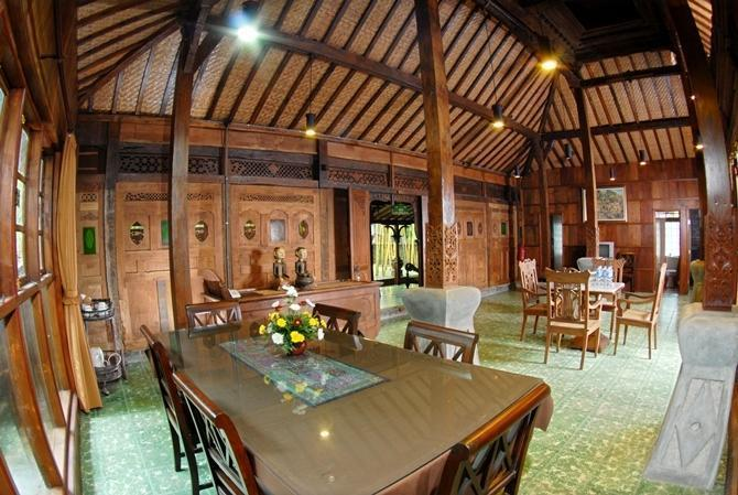 Hills Joglo Villa Semarang - Villa Joglo 8