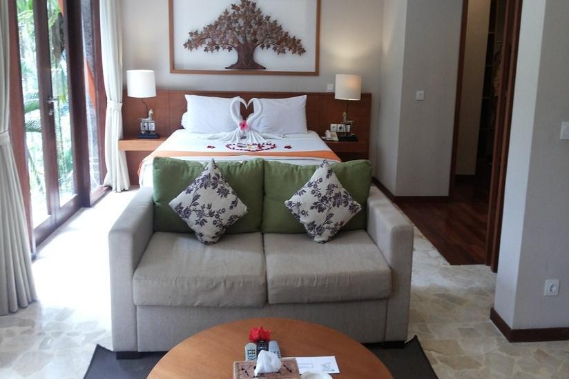 Anahata Villas & Spa Resort Bali - Kamar Tamu