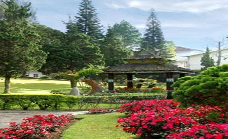 Grand Mutiara Hotel Berastagi Berastagi - Sekeliling