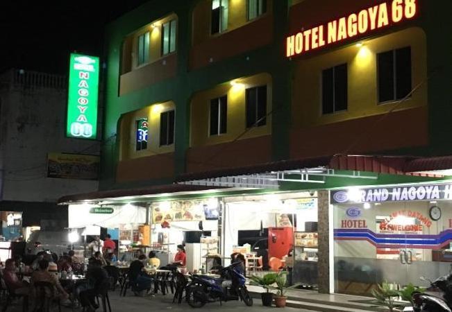 Grand Nagoya 68 Hotel Batam - Pemandangan