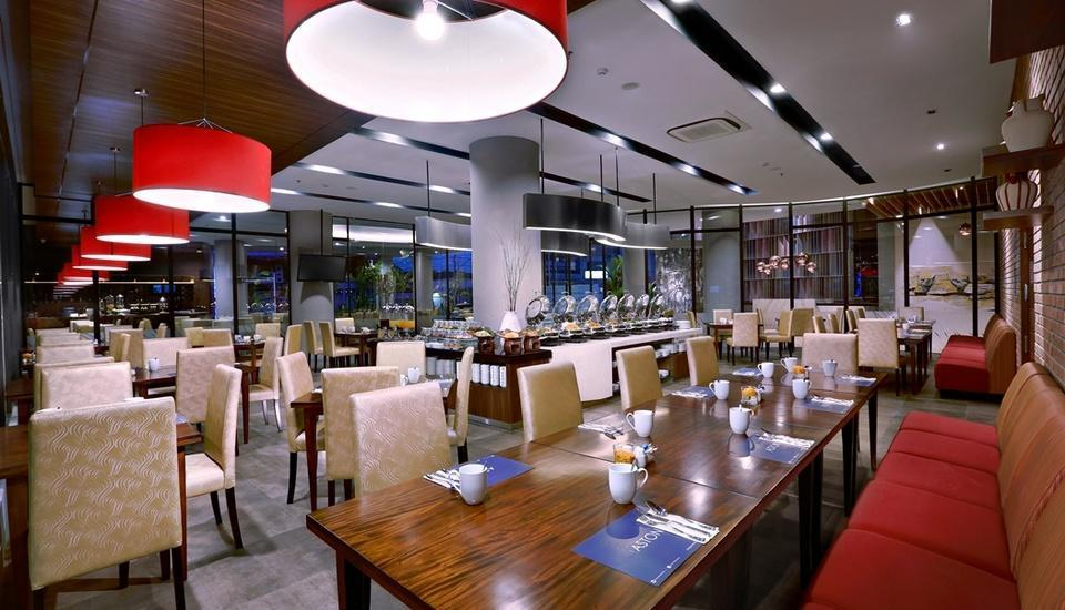 Aston Inn Mataram - Restaurant