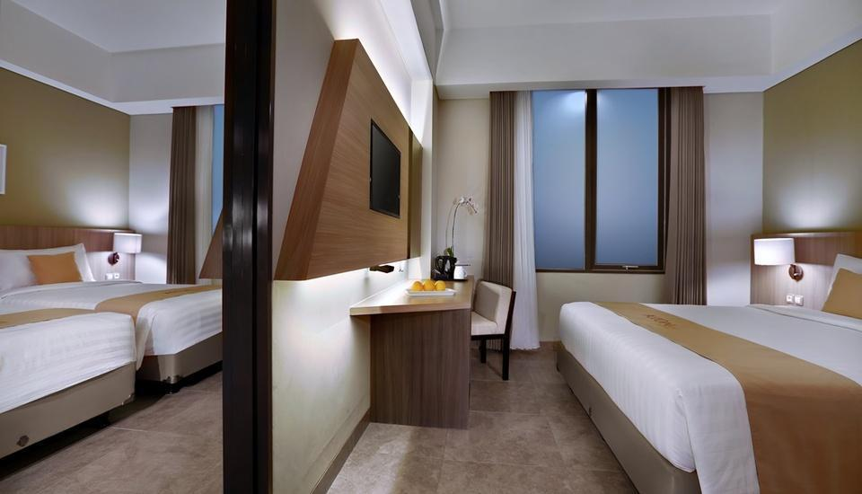 Aston Inn Mataram - Connecting Room