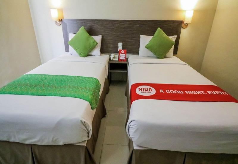NIDA Rooms Makassar Dr Soetome Makassar - Kamar tamu