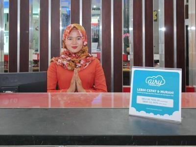 Airy Syariah Medan Sunggal MICC Gagak Hitam 92 - Others