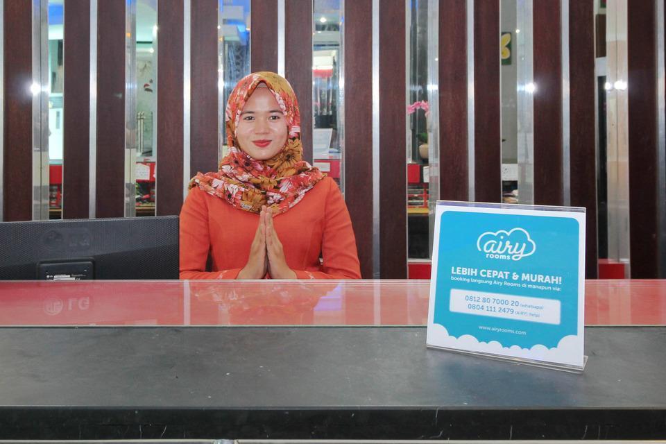 Airy Syariah Medan Sunggal MICC Gagak Hitam 92 - Lobby