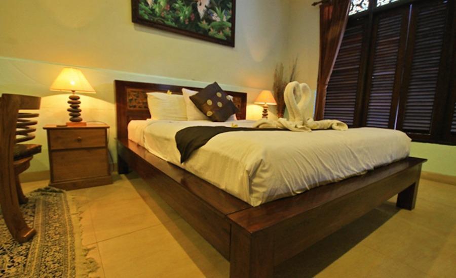 Tinggal Standard at Ubud Tirta Tawar Bali - Kamar tamu