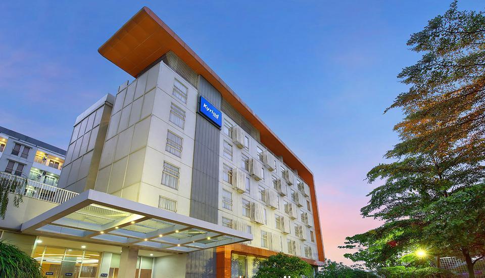 Kyriad Hotel Airport Jakarta - Building